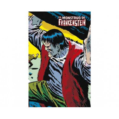 Cómic - El Monstruo de Frankenstein (Marvel Limited Edition)