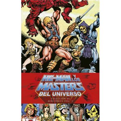 Cómic - He-Man y los Masters del Universo Minicomics 01