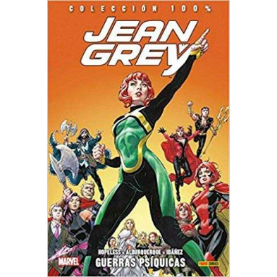 Cómic - Jean Grey 2