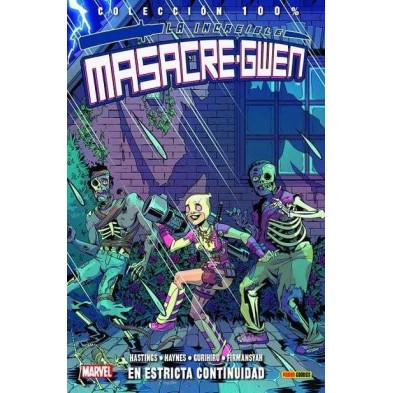 Cómic - La increíble Masacre-Gwen 03