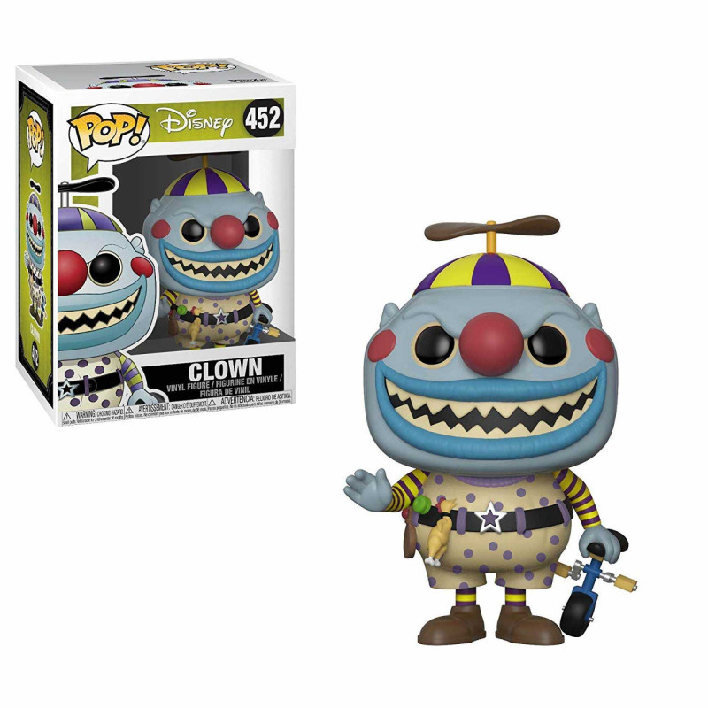Figura Funko Pop! Clown