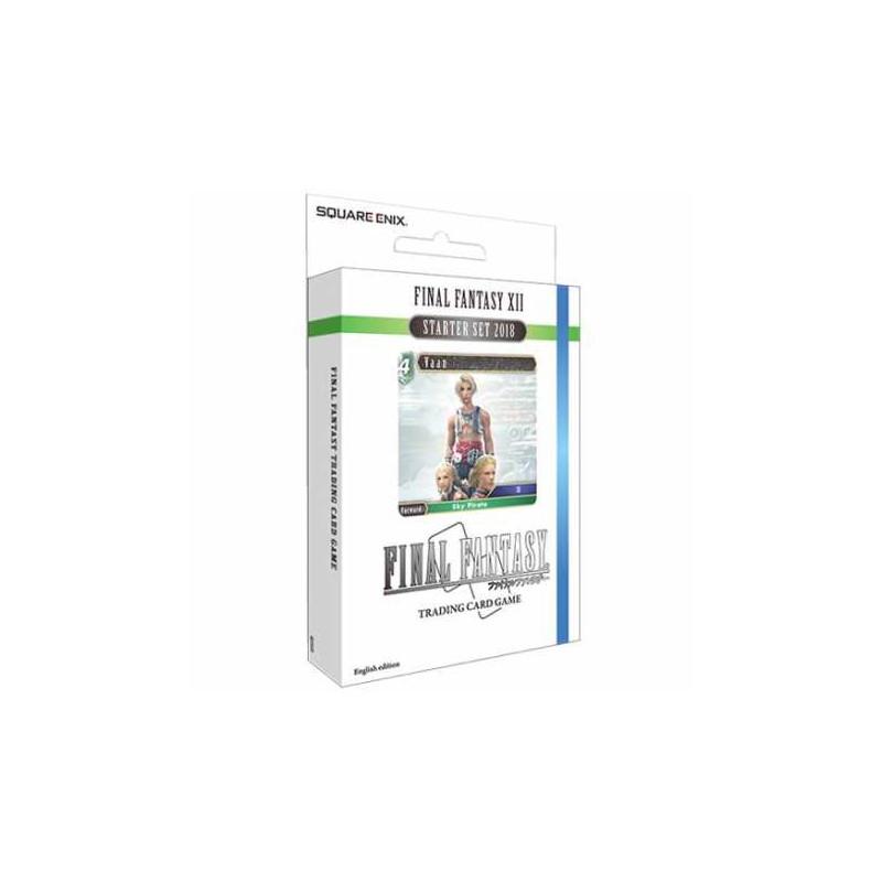 Final Fantasy XII Set de inicio juego de cartas