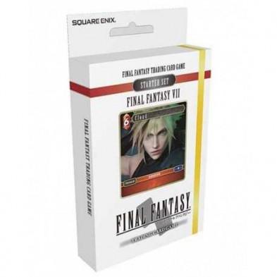Final Fantasy VII Set de inicio juego de cartas