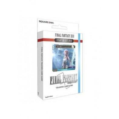 Final Fantasy XIII Set de inicio juego de cartas