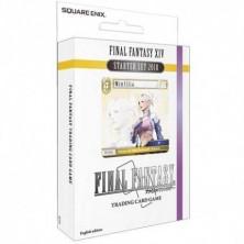 Final Fantasy XIV Set de inicio juego de cartas