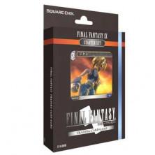Final Fantasy IX Set de inicio juego de cartas