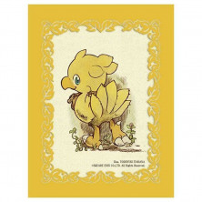 Fundas para cartas Final Fantasy modelo Chocobo