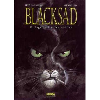 Cómic Blacksad 01 - Un lugar entre las sombras