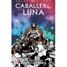 Cómic - Caballero Luna 6 - Muerte y nacimiento