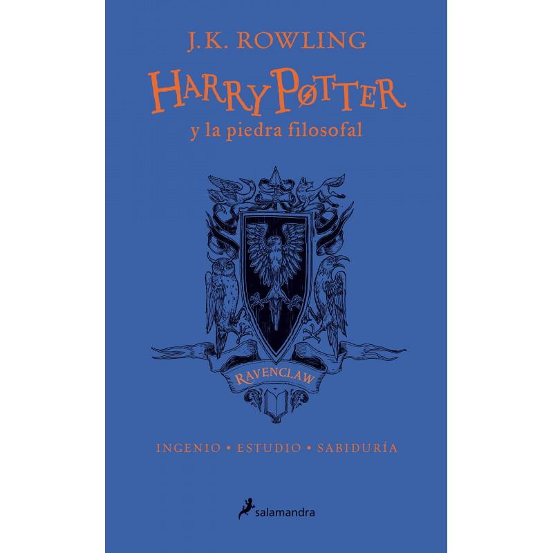 Harry Potter y La Piedra Filosofal (Ravenclaw)