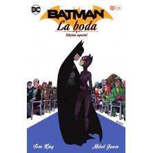 Cómic - Batman: la boda (Edición especial limitada)