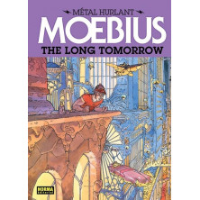 Cómic - Moebius - The Long Tomorrow