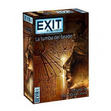 Juego Exit - La tumba del Faraón