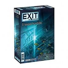 Juego Exit - El tesoro hundido