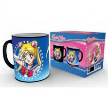 Taza térmica de Sailor Moon