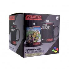 Taza térmica Super Mario Kart