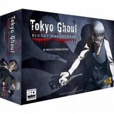 Juego de mesa Tokyo Ghoul Bloody Masquerade