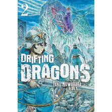 Cómic - Drifting Dragons 2
