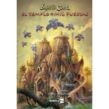 Libro juego Imperio Cobra El Templo de las mil puertas