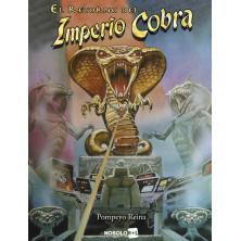 Libro juego El Retorno de Imperio Cobra
