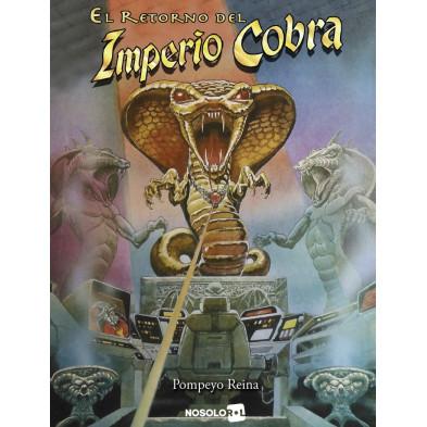 Libro juego El Retorno del Imperio Cobra