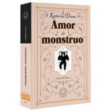 Libro - Amor de monstruo