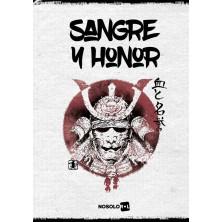 Libro de Rol Sangre y Honor