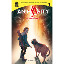 Cómic - Animosity 01