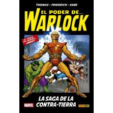 Cómic - EL Poder de Warlock La Saga de Contra tierra