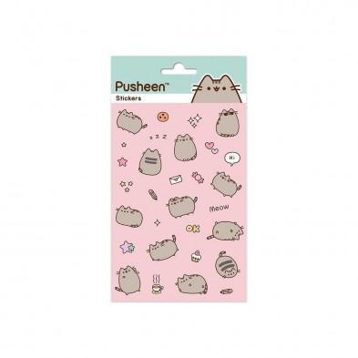 Set pegatinas de Pusheen