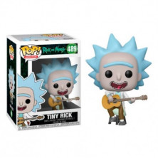 Figura Funko Pop! Tiny Rick