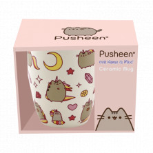 Taza Pusheen Magical
