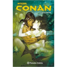 Cómic - Conan de Brian Wood - Integral