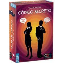 Juego de mesa - Código secreto