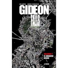 Cómic - Gideon Falls 1 - El granero negro