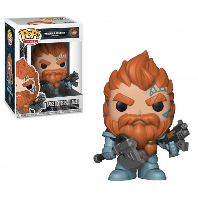 Figura Funko Pop! Space Wolves Pack Leader