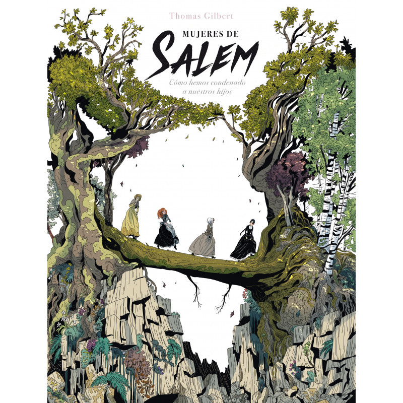 Cómic - Mujeres de Salem