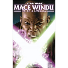 Cómic - Star Wars Mace Windu (tomo)