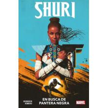 Cómic - Shuri 1 - En busca de Pantera Negra