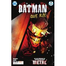 Cómic El Batman que ríe 01
