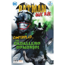 Cómic El Batman que ríe 02