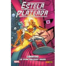 Cómic Estela Plateada 01. Libertad (100% Marvel HC)