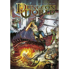 Libro de Rol Dungeon World
