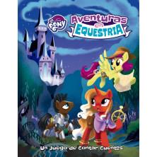 Libro de Rol My Little Pony Aventuras en Equestria