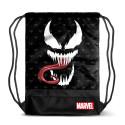 Bolsa tipo saco con diseño de Venom