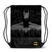Bolsa tipo saco con diseño de Batman