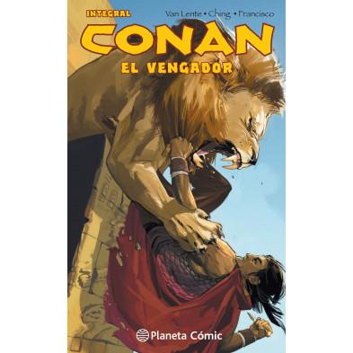 Cómic - Conan, el Vengador (Integral)