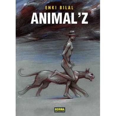 Cómic - Animal'z