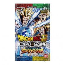 Sobre de cartas Dragon Ball Super TCG Assault of the Saiyans - Inglés