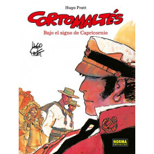 Cómic - Corto Maltés - Bajo el signo de Capricornio